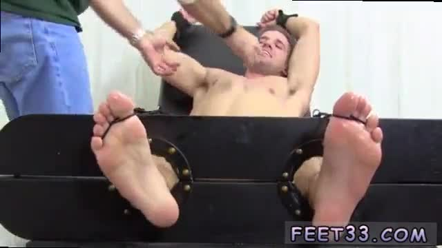 Gay porn tube s ticklish dane back for more