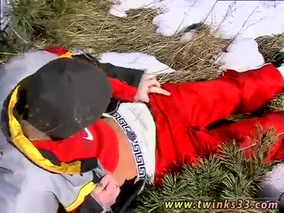 Boy fucking and licking balls gay sex porn movie roma smokes in the snow