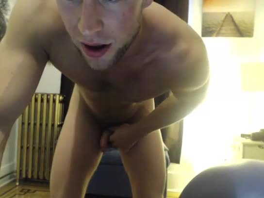 Close old men cumming gay he finds himself